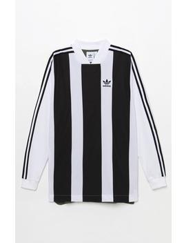 Adidas B Sides Long Sleeve T Shirt by Pacsun