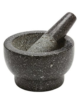 Health Smart Granite Mortar And Pestle by Health Smart