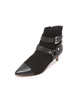 Saskia Harness Booties by Rebecca Minkoff