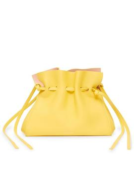 Lamb Mini Protea Bag by Mansur Gavriel