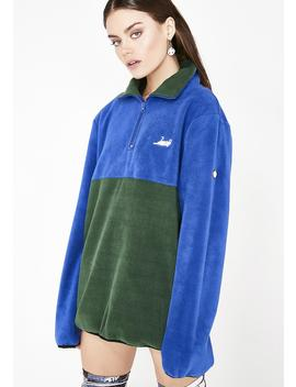 Castanza 3/4 Zip Up Jacket by Ripndip