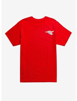 Disney Dumbo Happy Flight T Shirt by Hot Topic