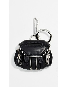 Marti Backpack Keychain by Alexander Wang
