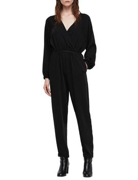 Molli V Neck Jumpsuit by Allsaints