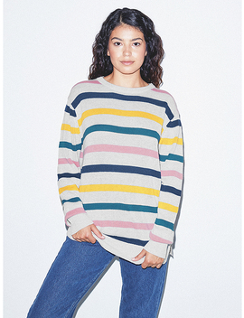 Unisex Basic Knit Crewneck by American Apparel