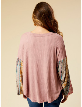 Altar'd State Mc Lean Top by Altar'd State