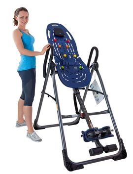 Teeter Nxt S Inversion Table With Back Pain Relief Dvd by Teeter