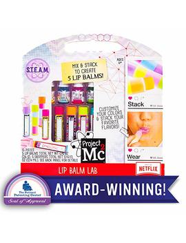 Project Mc2 Create Your Own Lip Balm Lab Kit by Project Mc2