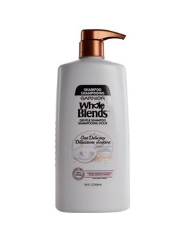 Garnier Whole Blends Oat Delicacy Shampoo, 28 Fl. Oz. by Garnier
