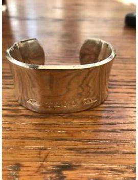 "Tiffany &Amp; Co. 1837 Wide Silver Cuff Bracelet, 3"" by Tiffany &Amp; Co."