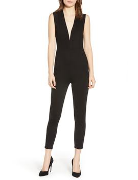 Cat's Meow Jumpsuit by Amuse Society