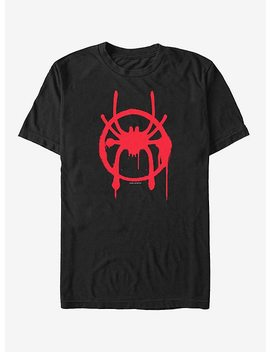 Marvel Spider Man: Into The Spider Verse Miles Morales Cosplay T Shirt by Hot Topic
