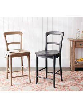 Cline Counter Stool by Pottery Barn