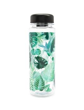 Sass & Belle Leaf Print Water Bottle by Forever 21