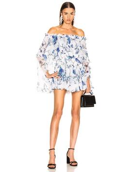 Dahlia Dress by Caroline Constas