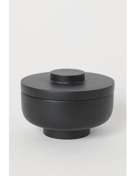 Wooden Pot by H&M