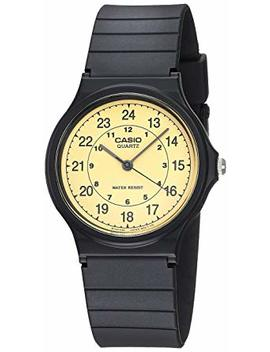 Casio Men's Mq24 9 B Classic Analog Watch by Casio