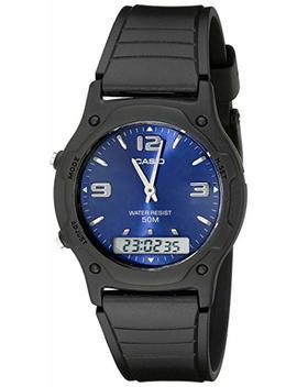 Casio Men's Aw49 He 2 Av Ana Digi Sport Watch by Casio