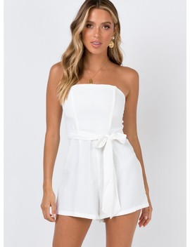 The Thornton Playsuit by Princess Polly
