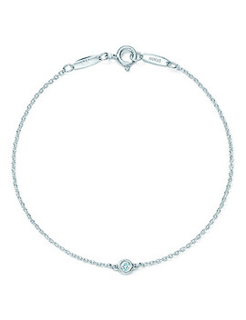 Elsa Peretti® Diamonds By The Yard® Bracelet In Sterling Silver by Tiffany & Co