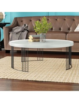 Mercury Row Knotts Coffee Table & Reviews by Mercury Row