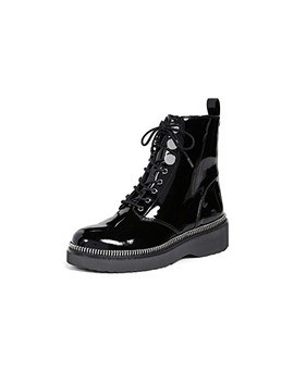 Tavie Combat Boots by Michael Michael Kors