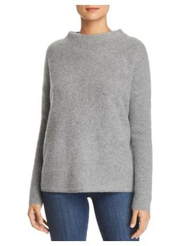 Oversized Funnel Neck Cashmere Sweater   100 Percents Exclusive by C By Bloomingdale's