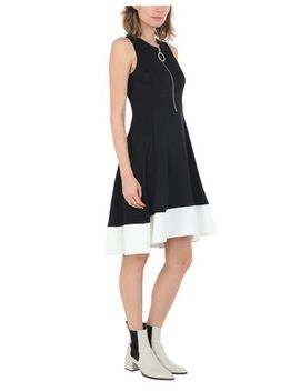 Dkny Knee Length Dress   Dresses by Dkny