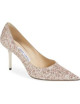 Love Glitter Pump by Jimmy Choo