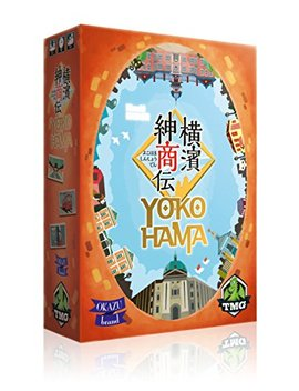 Tasty Minstrel Games Yokohama Board Game by Tasty Minstrel Games
