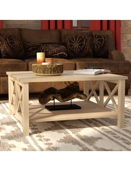 Beachcrest Home Cosgrave Coffee Table & Reviews by Beachcrest Home