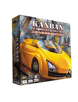 Kanban: Drivers Edition Board Game by Stronghold Games
