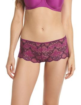 Lace Impression Boyshorts by Wacoal