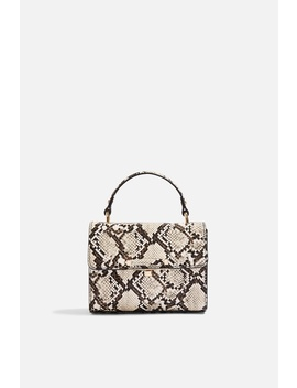 Marissa Snake Mini Bag by Topshop