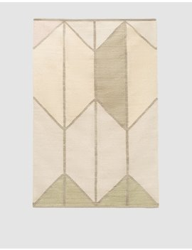 4 X 6 Ft. Shapes Rug In Ice by Hawkins New York