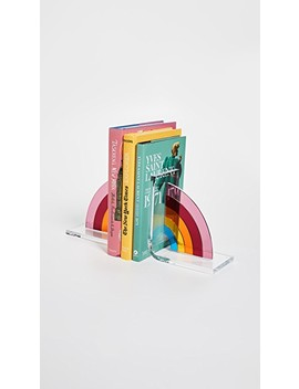 Tara Wilson Design Rainbow Bookends by Gift Boutique