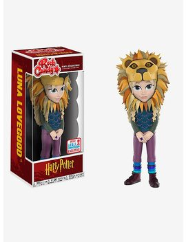 Funko Rock Candy Harry Potter Luna Lovegood (Lion Hat) Vinyl Figure 2017 Fall Convention Exclusive by Hot Topic