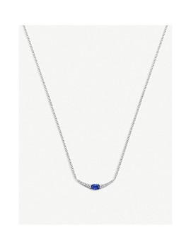 Classics 18ct White Gold Diamond Necklace by Bucherer Fine Jewellery