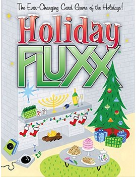 Looney Labs Holiday Fluxx Card Game by Looney Labs