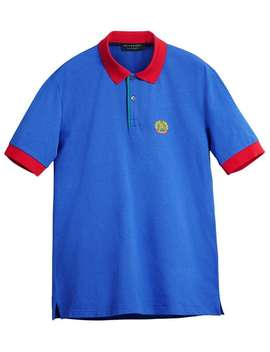 Reissued Polo Shirt by Burberry
