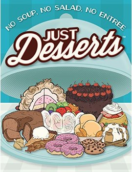Looney Labs Just Desserts Game by Looney Labs
