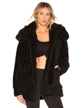 Norte Faux Sherpa Coat by Alo