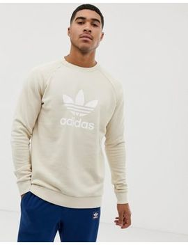 Adidas Originals Trefoil Sweater by Adidas Originals