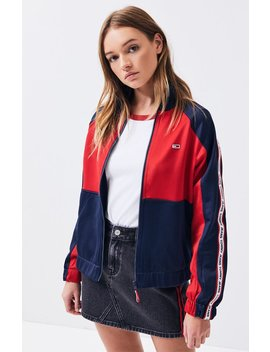 Tommy Jeans Full Zip Track Jacket by Pacsun