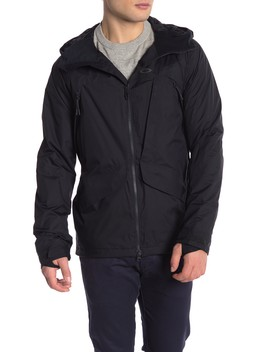 Vertigo Fn Dry 15 K Waterproof Hooded Jacket by Oakley