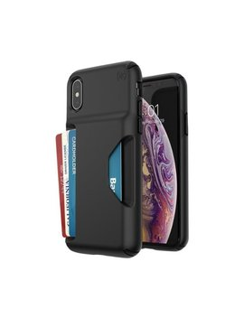Presidio Wallet Modular Case For Apple® I Phone® X And Xs   Black/Black by Speck