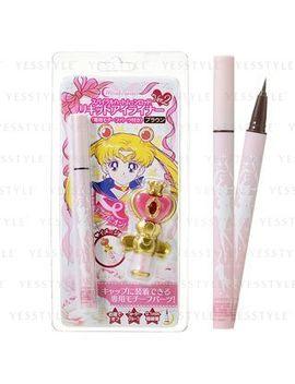 Creer Beaute   Sailor Moon Miracle Romance Spiral Heart Moon Rod Liquid Eyeliner (Brown) by Creer Beaute