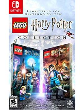 Lego Harry Potter: Collection   Nintendo Switch by By          Warner Home Video   Games