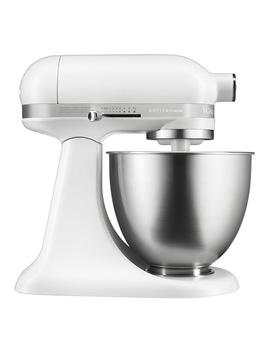 Ksm3311 Artisan Mini Stand Mixer: Matte White: 5 Ksm3311 Xafw by Kitchen Aid