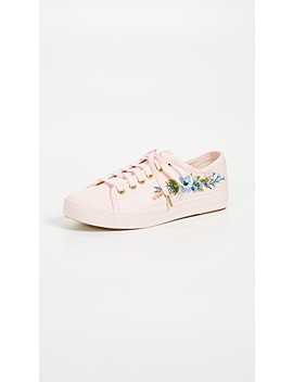 X Rifle Paper Co Kickstart Sneakers by Keds